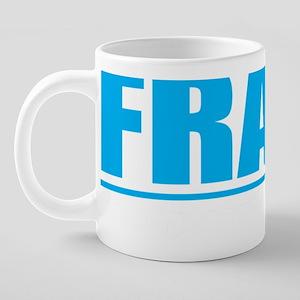 t_FRANK 20 oz Ceramic Mega Mug