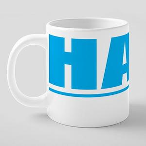 t_HALL 20 oz Ceramic Mega Mug