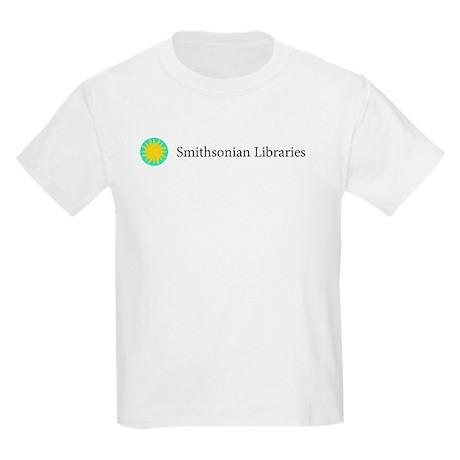 Smithsonian Libraries Kids Light T-Shirt