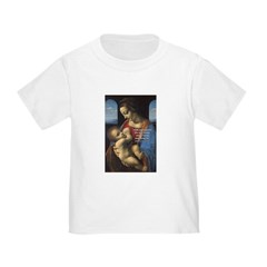 Woman and Child: Da Vinci T