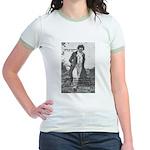 Ludwig van Beethoven Jr. Ringer T-Shirt