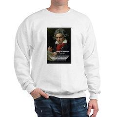 Classical Music: Beethoven Sweatshirt
