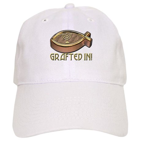 Grafted in! Cap