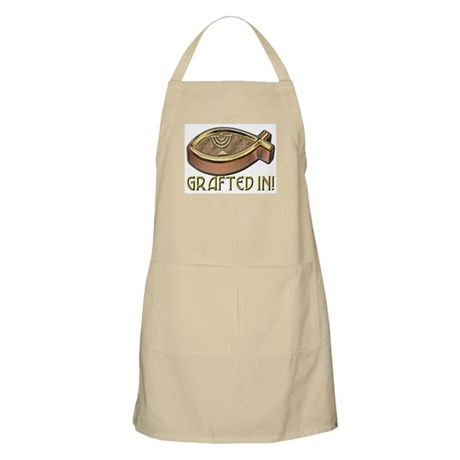 Grafted in! BBQ Apron