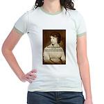 Mary Wollstonecraft Jr. Ringer T-Shirt