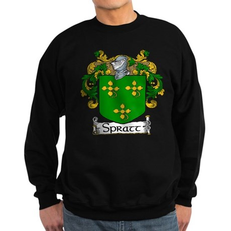 Spratt Coat of Arms Sweatshirt (dark)
