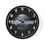 BattleMaster Wall Clock