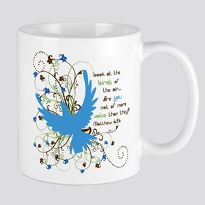 Value of Birds Mug