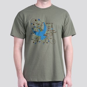 Value of Birds Dark T-Shirt