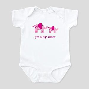I'm a big sister Infant Bodysuit