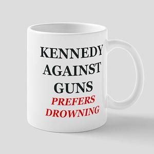 Kennedy Against Guns Mug