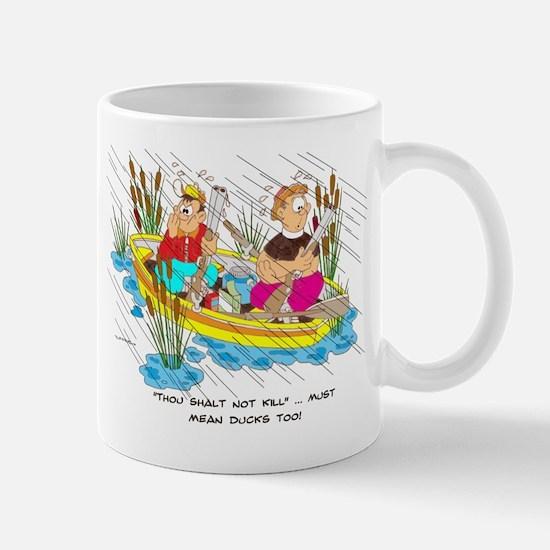 ... must mean ducks too. Mug