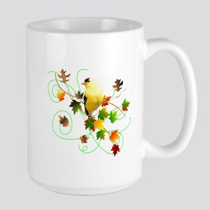 Goldfinch Large Mug