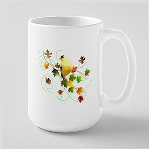 Goldfinch Large Mug