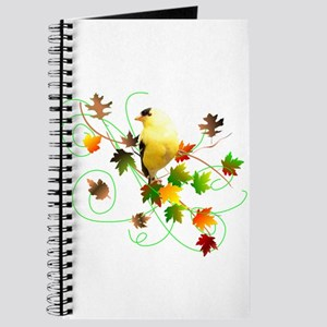 Goldfinch Journal