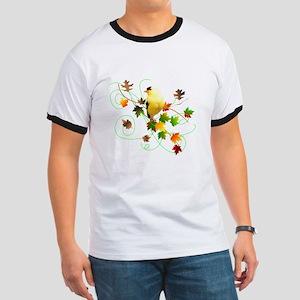 Goldfinch Ringer T