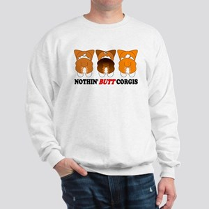 Mix Pembroke Butts Sweatshirt
