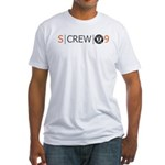 Skeleton Crew S|CREW|09 Fitted T-Shirt