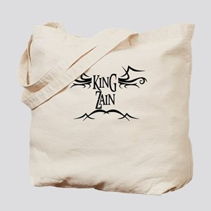 King Zain Tote Bag
