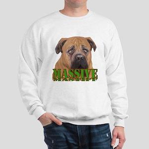 Massive Mastiff Sweatshirt