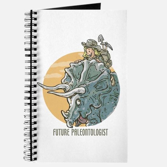 Girl Paleontologist Journal