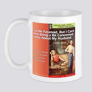 Crossdresser Husband Mug