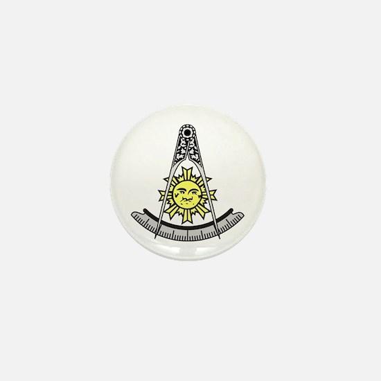 Past Master Mini Button