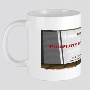 1984 Room 101 Property 20 oz Ceramic Mega Mug