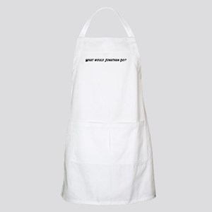 What would Jonathan do? BBQ Apron
