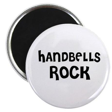 HANDBELLS ROCK Magnet