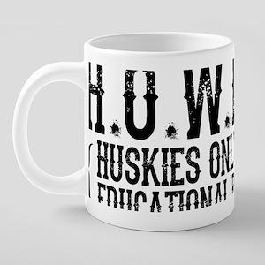H.O.W.L.E.R.S. Grunge 20 oz Ceramic Mega Mug