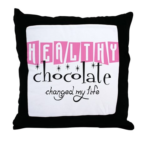 Changed My Life Throw Pillow