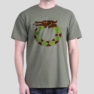 Lucky Chinese Dragon - Dark T-Shirt