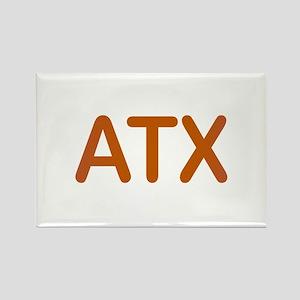 ATX - Austin Texas Magnets