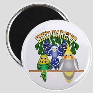 Bird Parent Magnets
