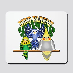 Bird Parent Mousepad