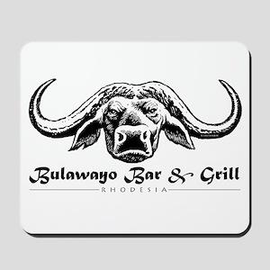 Bulawayo-Zimbabwe Mousepad