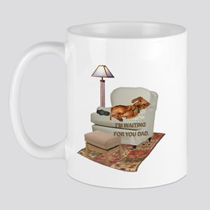 TV Doxie Dad Mug