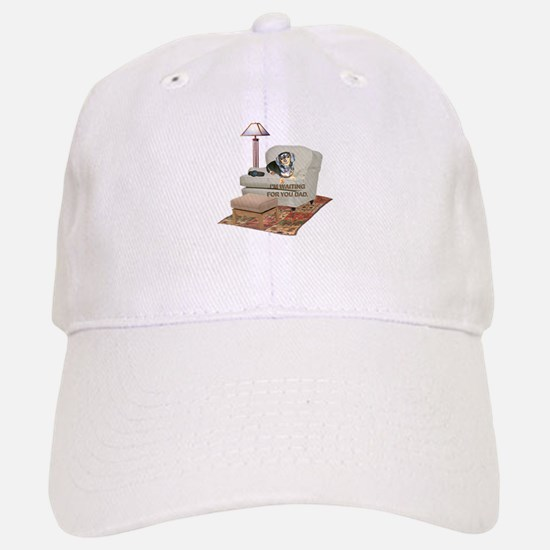 TV Dad Doxie Baseball Baseball Cap