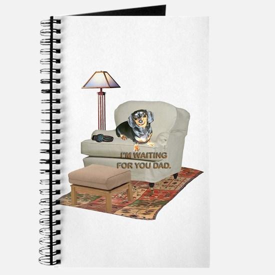 TV Dad Doxie Journal
