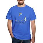 Saucers Rule! Dark T-Shirt