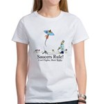 Saucers Rule! Women's T-Shirt