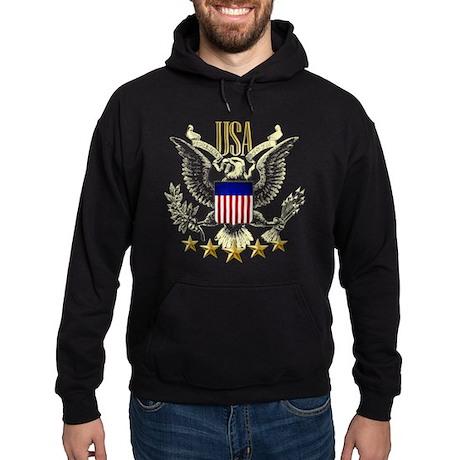 American Pride Hoodie (dark)