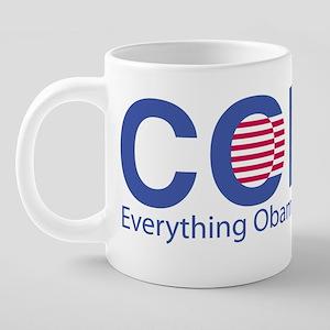 condisign2 20 oz Ceramic Mega Mug