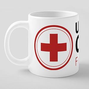 Urgent Care 20 oz Ceramic Mega Mug