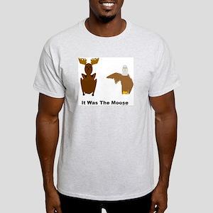 Eagle Blames Moose Light T-Shirt