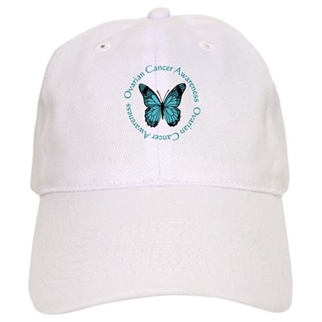Ovarian Cancer Awareness Cap