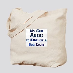My Son Aldo Tote Bag