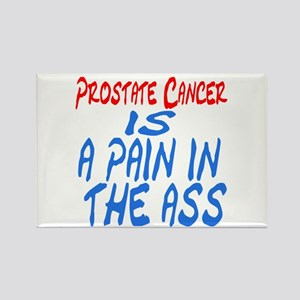 Prostate Cancer -- Pain in the ass Rectangle Magne