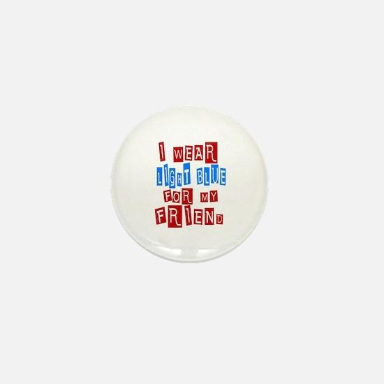 Prostate Cancer -- Friend Mini Button